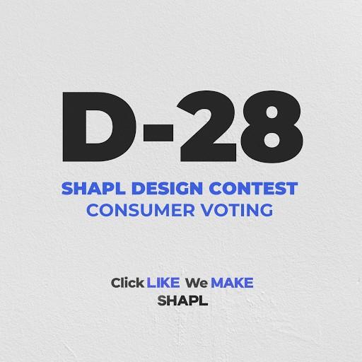 2019년 2월 26일 오전 11시, 전 세계 46개국에서 참여한 제품 디자인이 여러분들에게 공개됩니다.
