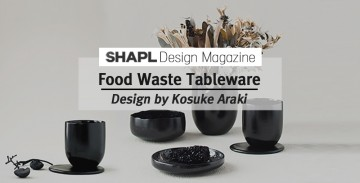 Food Waste Tableware_New Design