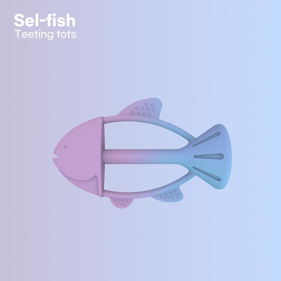 Sel-fish Teething tots