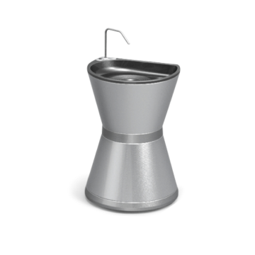 Stainless  Drinking  Fountain