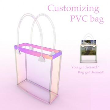 Customizing PVC bag