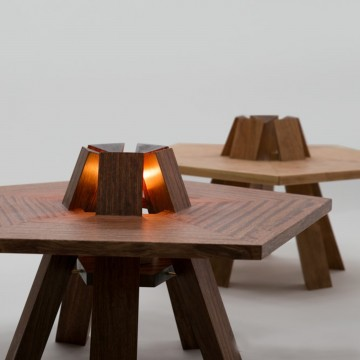 bonfire table