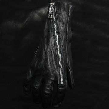lambskin leather gloves