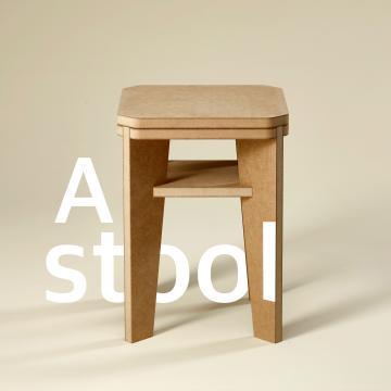 The Tool-Free Furniture