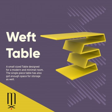 The Small Weft Table