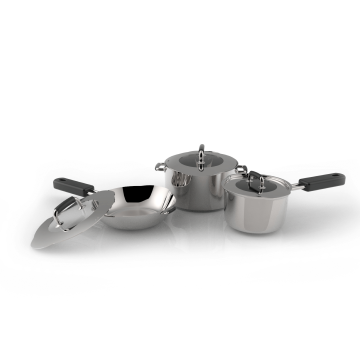 New Type Stainless Pot