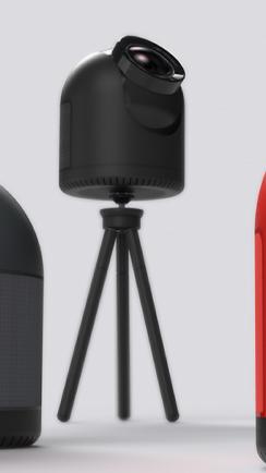 periscope Smart beam projector