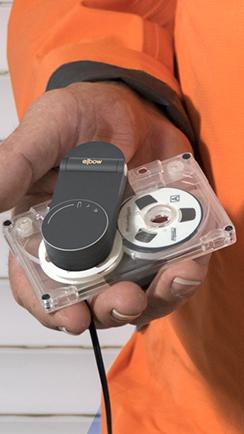 ELBOW portable cassette player