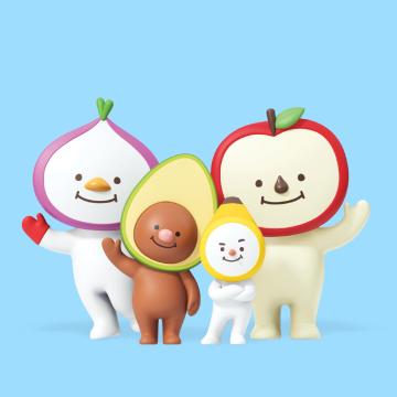 Fruity Adventure 'AVOFRIENDS'