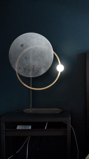 Satellight Clock