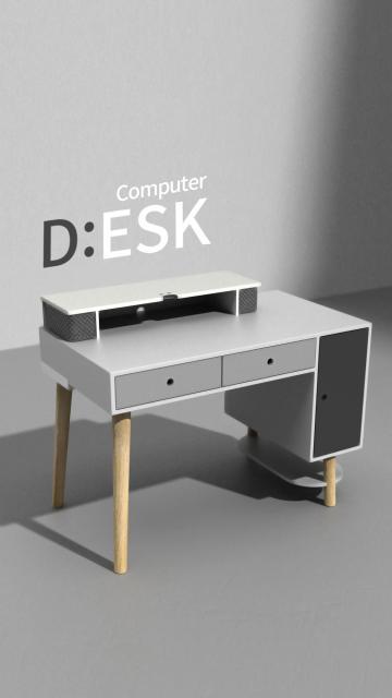 Computer D:ESK