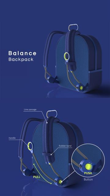 Balance-backpack