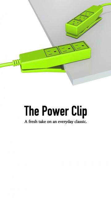 THE POWER CLIP