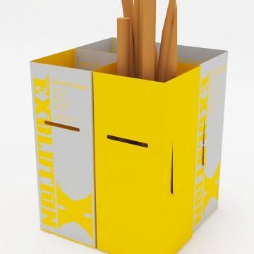 A modular Pencil Stand
