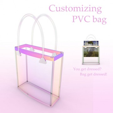 Customizing PVC bag