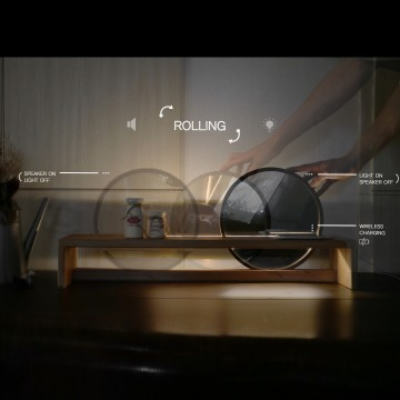 a simple movement  'ROLLING'