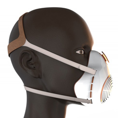 MO the Modular Pollution Mask