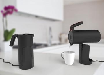 Tilt, an inclusive kettle