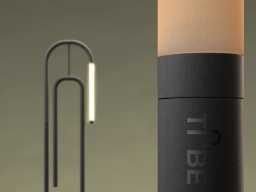 TUBE - Floor Lamp