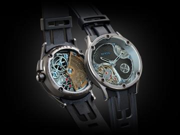 Orico-Mechanical Watch