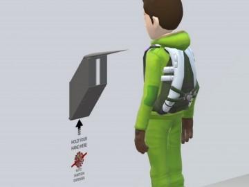 Auto Sanitizer Dispenser Dual