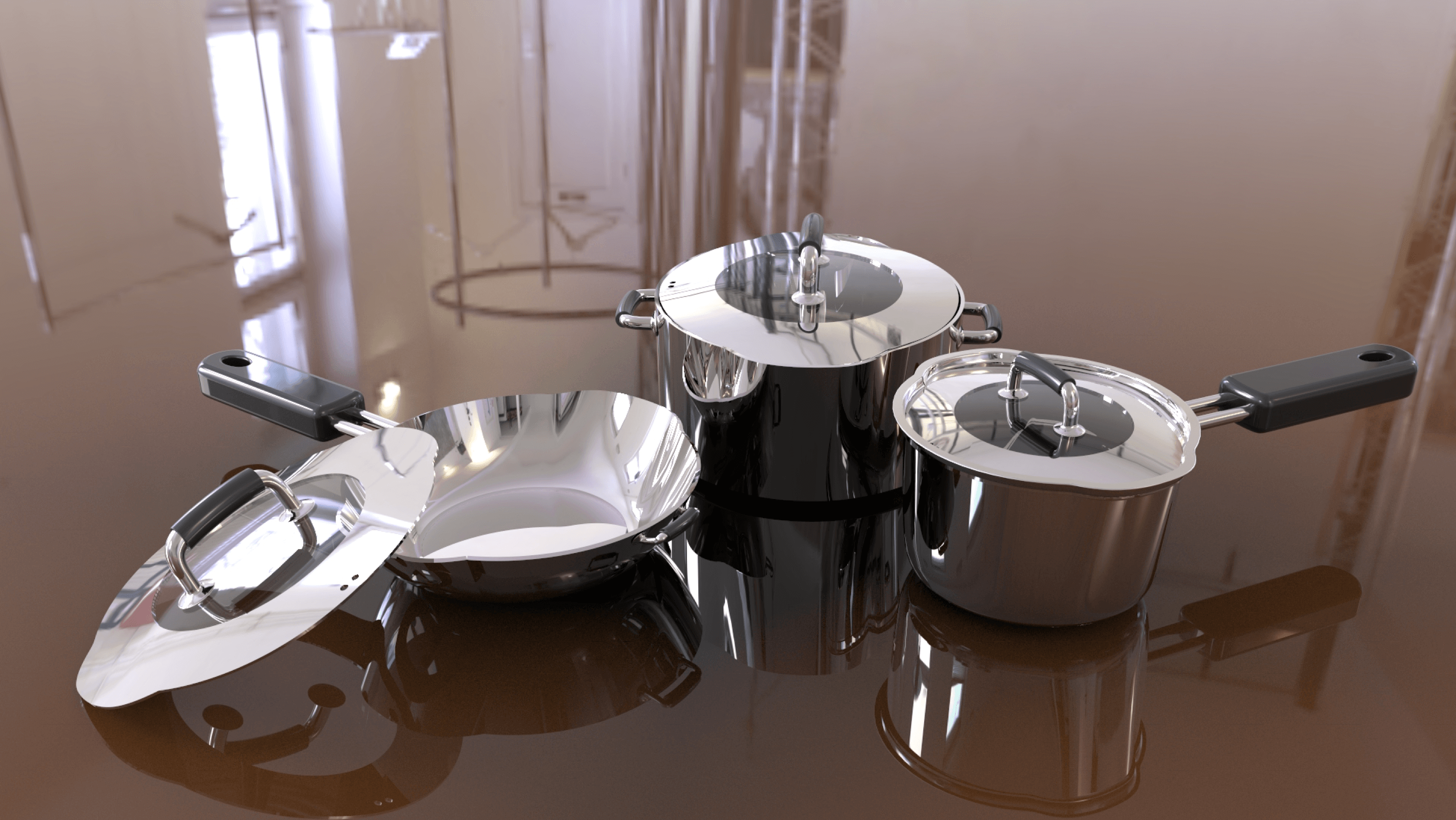 New Type Stainless Pot photo 02