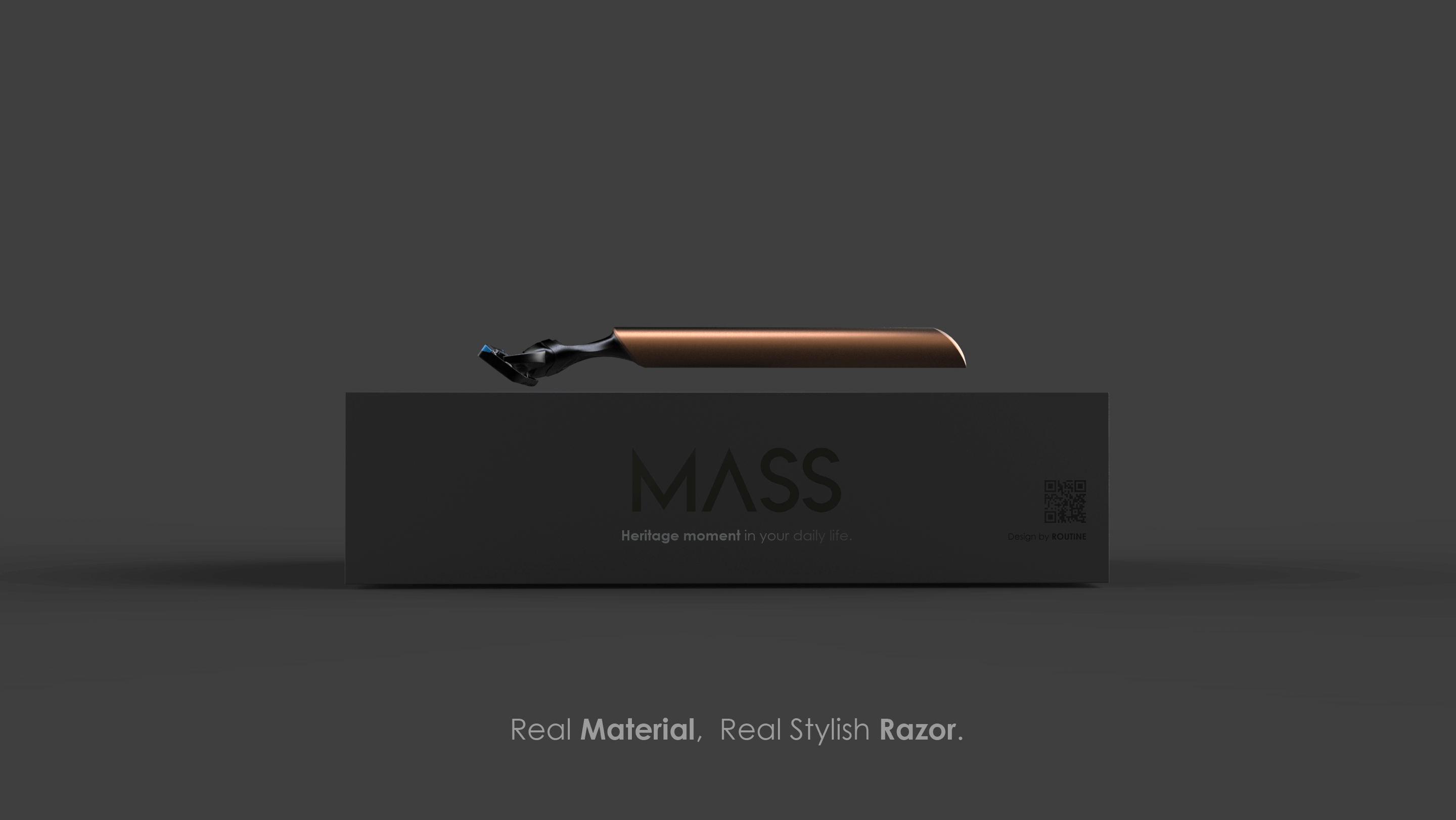 MASS / The Real Material Razor photo 02