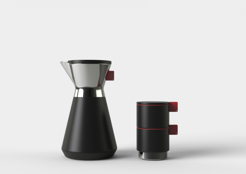 A Simple Hand Drip Coffee Set 201807/11824_5c80590e5b240.png