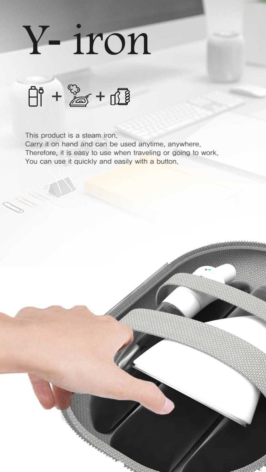 Y steam iron [portable] 202101/36312/AJvXAnkKAAd6N202101041019155.jpg