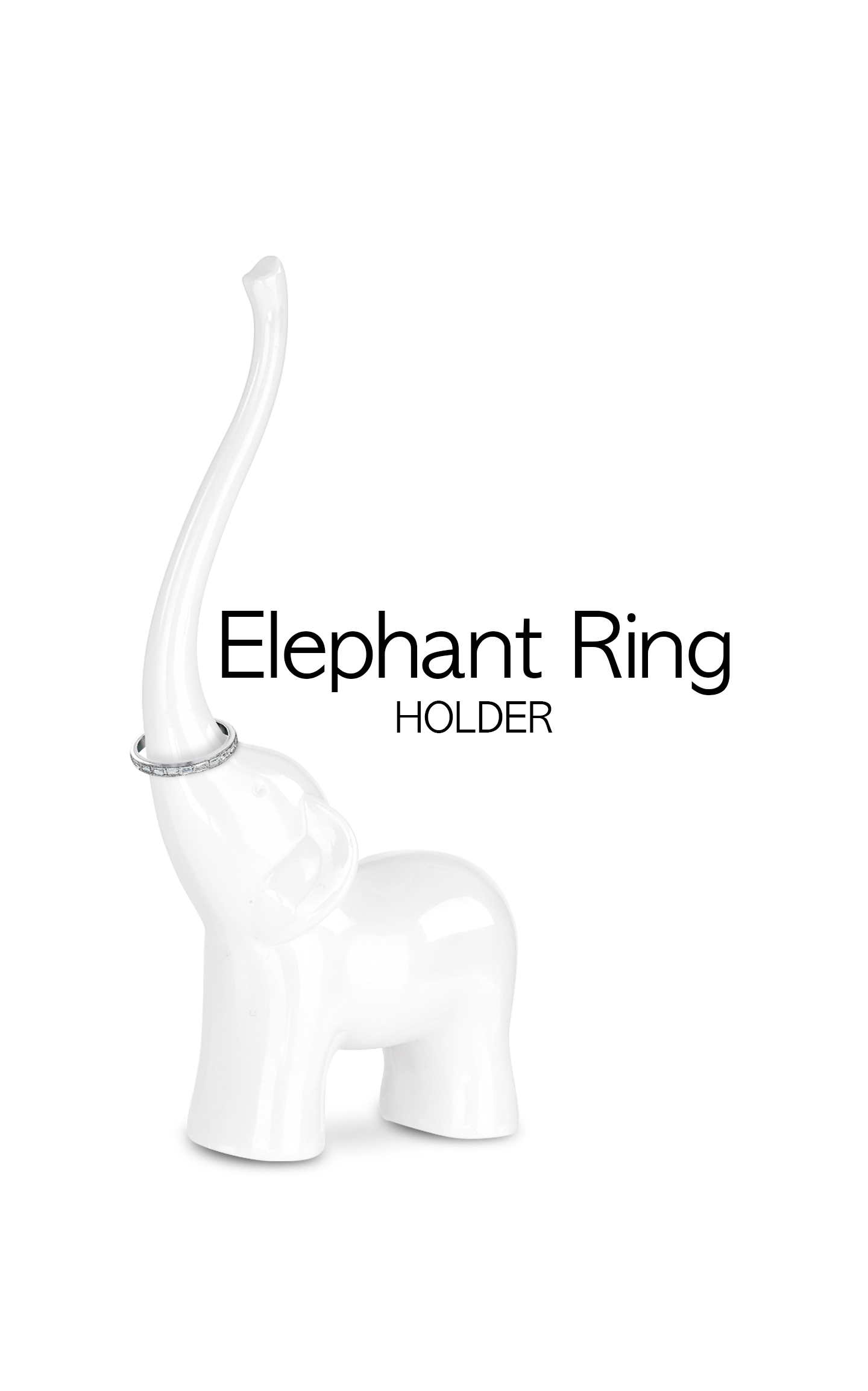 Elephant Ring Holder 03