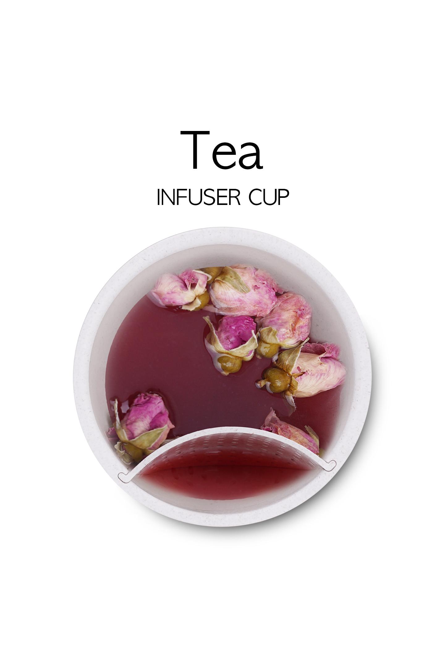 Tea Infuser Cup 03