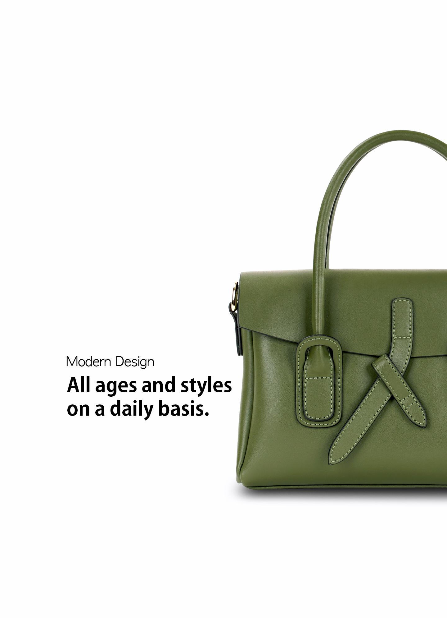 Stella J Leather Satchel 03