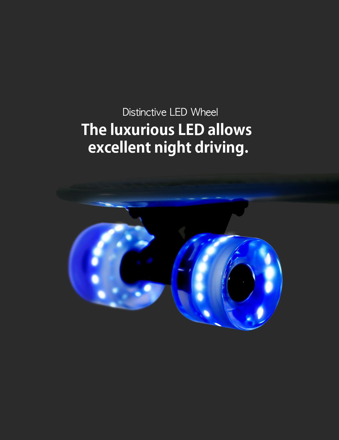 LED Wheel Skateboard 03