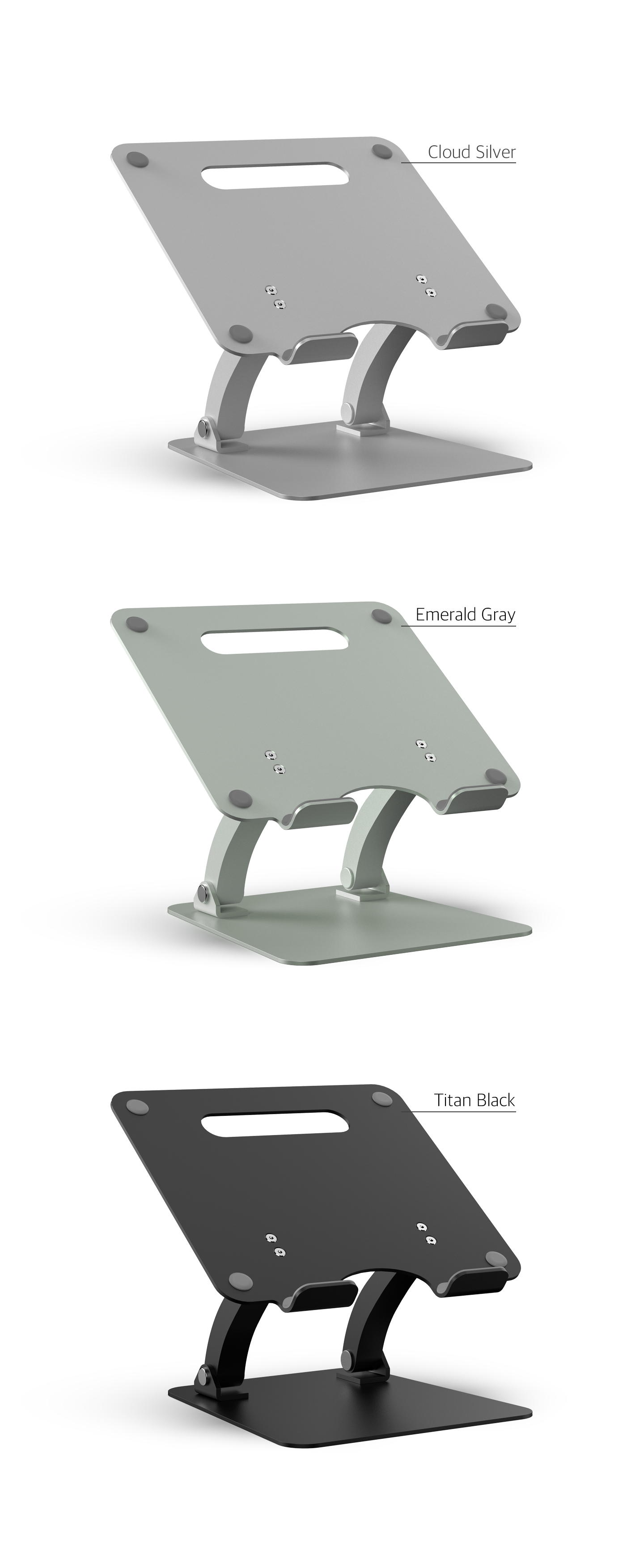 SHAPL Laptop Stand	 03